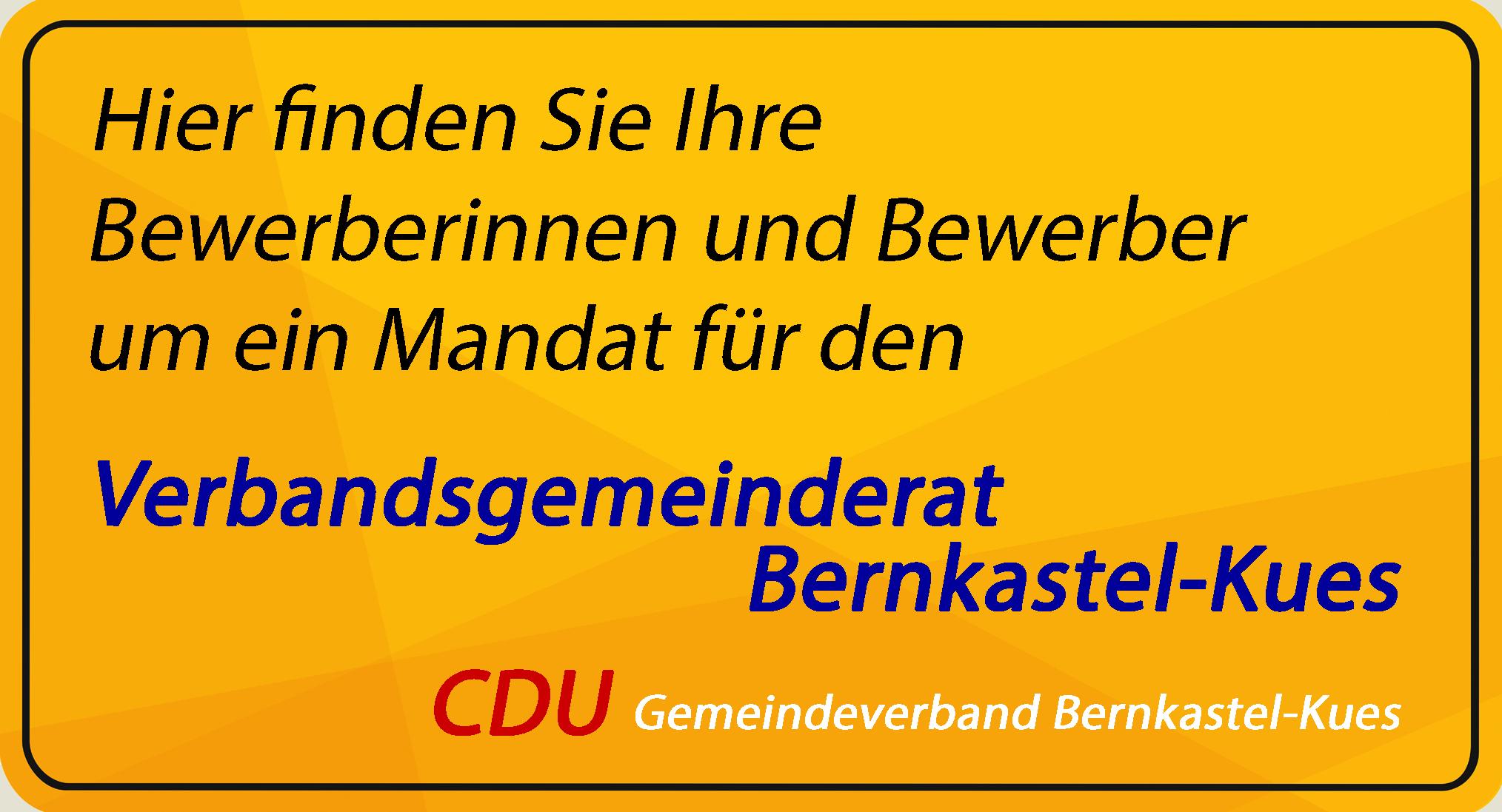 Verbandsgemeinderat
